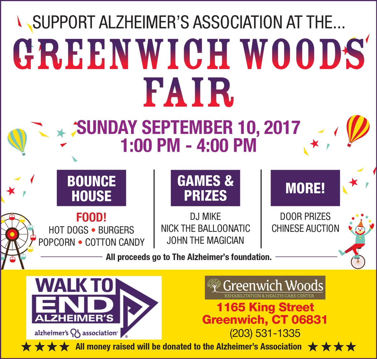 Support Alzheimer's Association - Sept. 10th